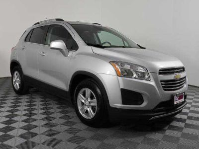Used 2016 Chevrolet Trax FWD 4dr
