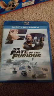F8 the fate of the furious