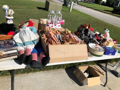 Yard Sale Fri 7th & 8th at 2316 Irlo Drive, Kiss. 34741