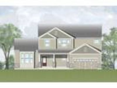 The Xavier by Drees Homes: Plan to be Built