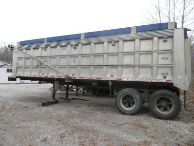 1998 USTS dump trailer