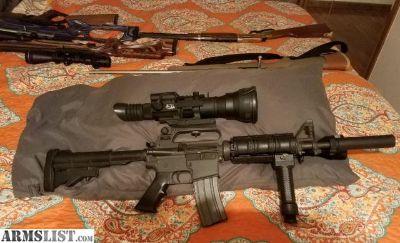 For Sale: Military Colt AR-15