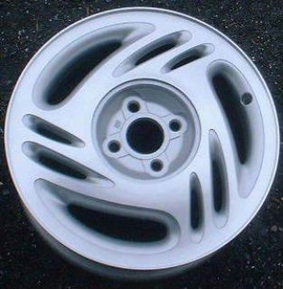 "Sell 199 1998 SATURN S-SERIES SC SW SL 15x6"" WHEEL RIM - (7009) motorcycle in Bath, Pennsylvania, US, for US $125.00"