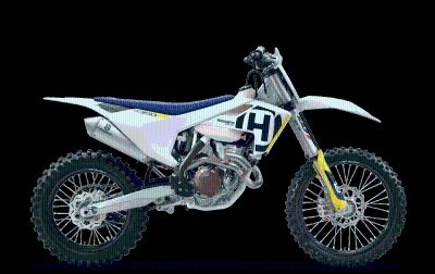 2018 Husqvarna FX 350 Competition/Off Road Motorcycles Tampa, FL