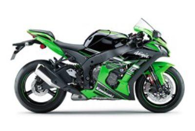 2017 Kawasaki NINJA ZX-10R KRT EDITION* SuperSport Motorcycles Hialeah, FL