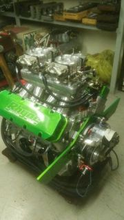Find SBC SB2.2 DRAG BRACKET PRO STREET ALL ALUMINUM ENGINE CHEVY CHEVROLET BBC RACE motorcycle in Chesterton, Indiana, United States, for US $20,000.00