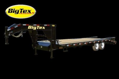 2018 BIG TEX TRAILERS 14GN 25+5
