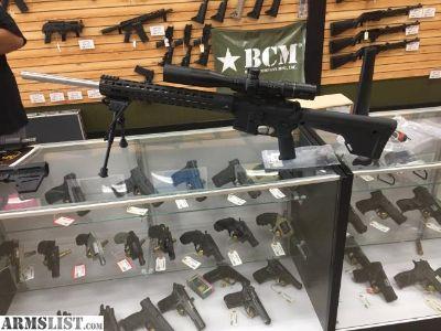 For Sale: Anderson Custom DMR AR-15