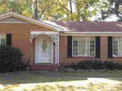1205 W 40th Texarkana Two BR, spring lake park brick home