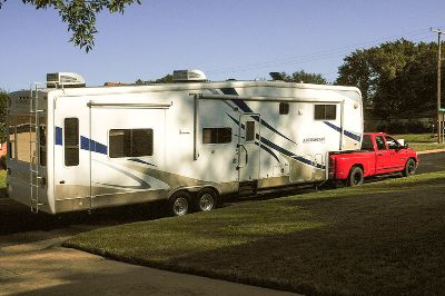 2006 Holiday Rambler Alumascape 36RLQ Suite
