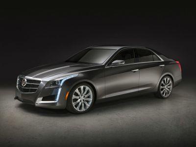 2014 Cadillac CTS 3.6L Premium Collection (Black Raven)