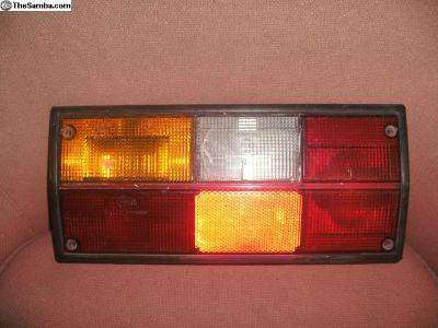 Bus tail light