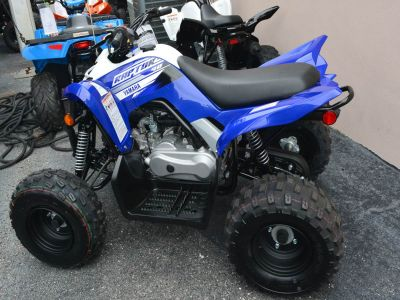 2019 Yamaha Raptor 90 Sport ATVs Clearwater, FL