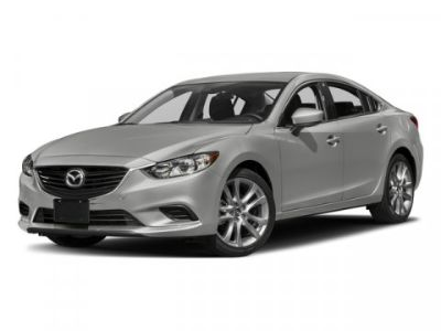 2017 Mazda Mazda6 Touring (Soul Red Metallic)