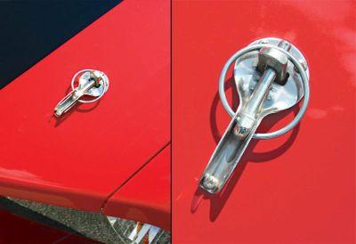 Buy Steeda Slide Style Captive Mustang Hood Pins - 480-3037 motorcycle in Sarasota, Florida, US, for US $39.95