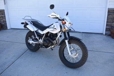 2008 Yamaha TW200