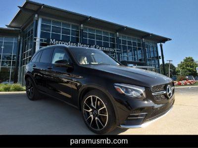 2019 Mercedes-Benz GLC (Obsidian Black Metallic)