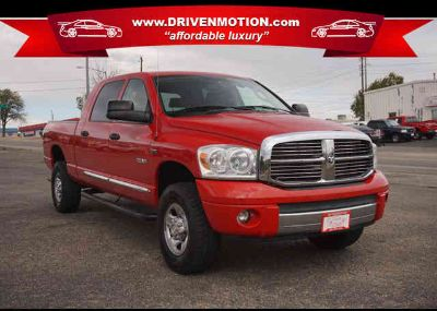 Used 2008 Dodge Ram 1500 Mega Cab for sale