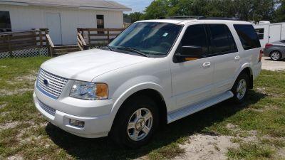 2003 Ford Expedition Eddie Bauer (White)