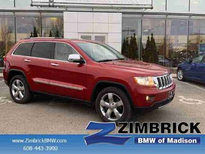 Used 2011 Jeep Grand Cherokee 4WD 4dr
