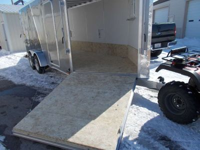 2015 Lightning Trailers 7' X 24' LIGHTNING SNOW OR UTV TRAILER Other Trailers Zulu, IN