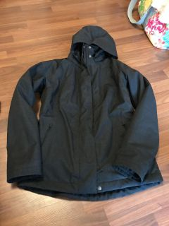 The north face tri climate jacket 3 in 1 small