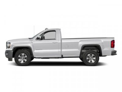 2017 GMC Sierra 1500 (Summit White)
