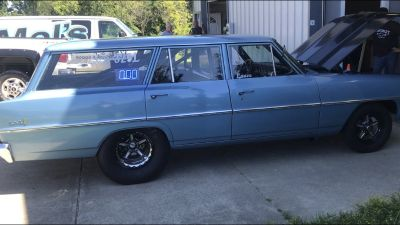 1967 CHEVY II NOVA WAGON