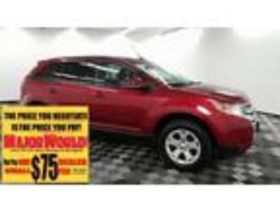 $19900.00 2014 Ford Edge with 31394 miles!