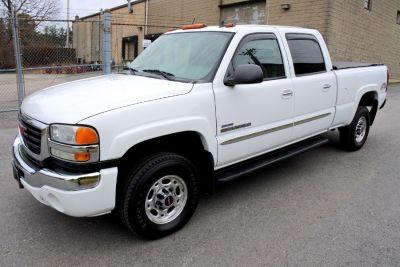 2007 GMC RSX Work Truck (Summit White)