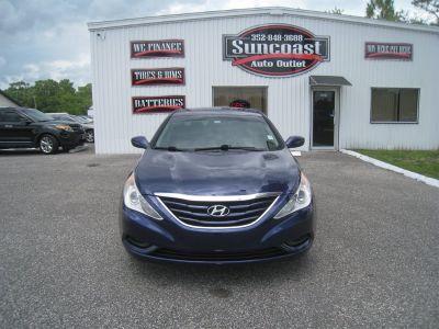 2012 Hyundai Sonata GLS (Blue (Dark))