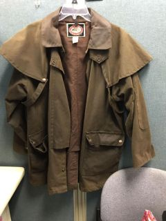 The Australian Outback Collection GENUINE LEATHER Coat