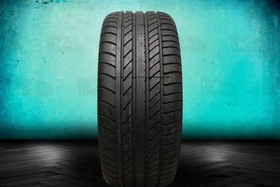Sell Used 255/45ZR18 Continental ContiSportContact 255/45/18 Tire motorcycle in Hollywood, Florida, US, for US $199.99