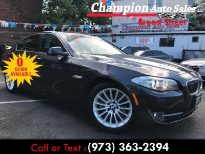 2013 BMW MDX 535i xDrive (Dark Graphite Metallic II)