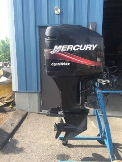 "Buy 2005 Mercury Optimax 150 hp 2-Stroke 20"" Outboard Boat Motor 135 175 DFI Nice! motorcycle in Ipswich, Massachusetts, United States, for US $4,350.00"