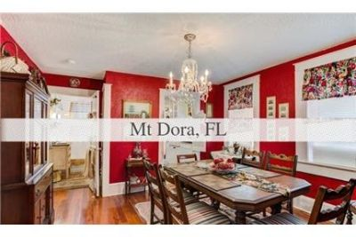 Adorable Mount Dora Cottage with a great location. Will Consider!