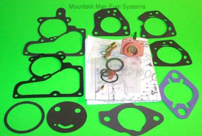 Find Carter 1 Barrel YF Carburetor Kit 1962 63 64 - 72 Chevy Ford Jeep 215 230 250 motorcycle in Hackett, Arkansas, United States, for US $18.00