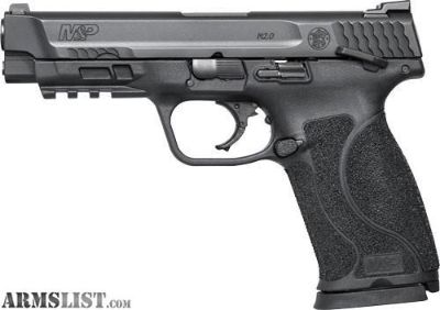 For Sale: NEW Smith & Wesson M&P 2.0 - 9MM - 17+1 - TWO Mags - Backstraps - Lifetime Warranty