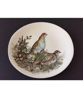 Game Birds Collectors Plate