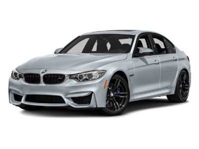 2016 BMW M3 4DR SDN (Not Given)