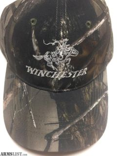 For Sale: New Leupold & Winchester Baseball Caps