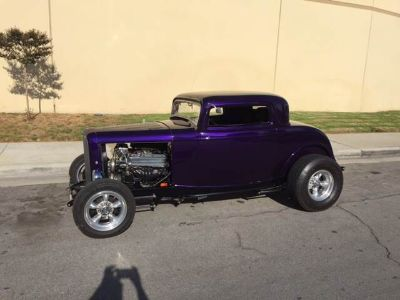 1932 Ford 3 Window Coupe Hi Boy