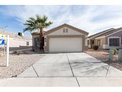 3 Bed 2 Bath Foreclosure Property in El Mirage, AZ 85335 - W Redfield Rd