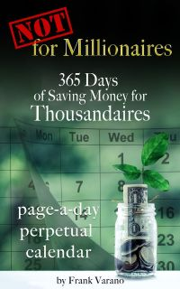 New eBook: Money saving calendar