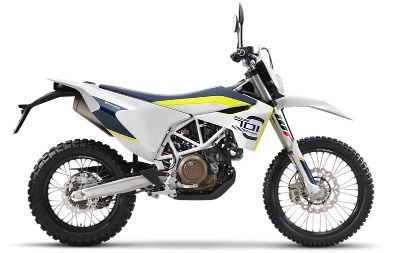 2018 Husqvarna 701 Enduro Dual Purpose Motorcycles Oklahoma City, OK