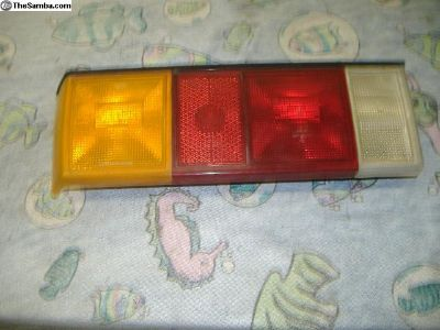 VW Scirocco left tail light 75 76 77 yr