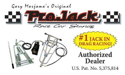 17 inch tall REAL ProJacks Demo Set