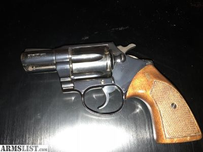 For Sale: Colt Detective
