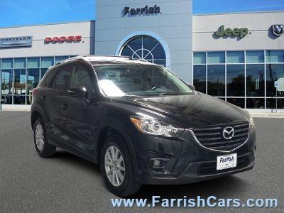 2016 Mazda CX-5 Touring (Jet Black Mica)