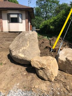 FREE ROCKS TODAY ONLY in Rigaud